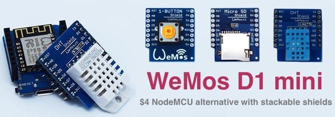 Build nodemcu firmware